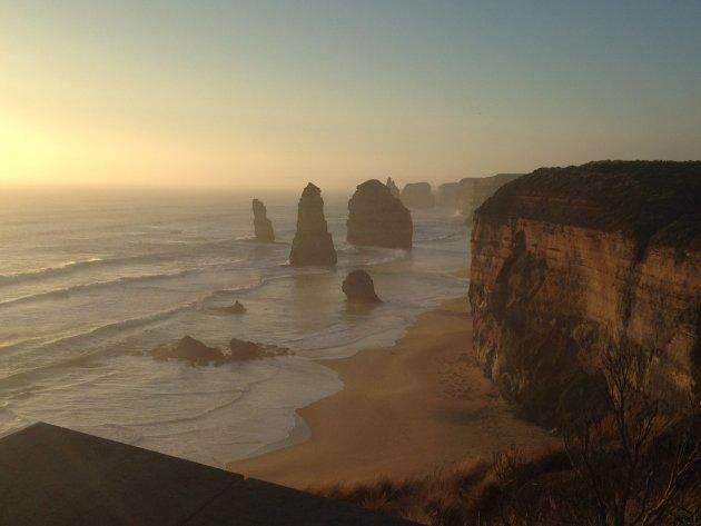 12 Apostles; Toeristisch maar een natuurfenomeen!