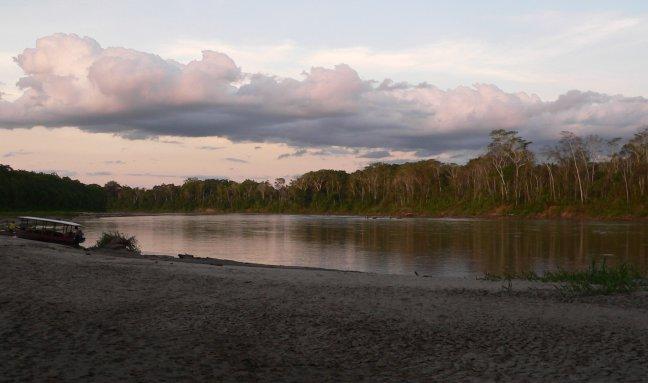 River Manu