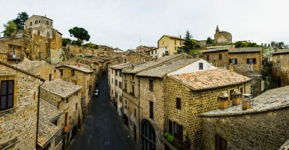 Naar Orvieto vanuit Rome
