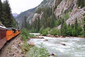 Met de trein naar Durango