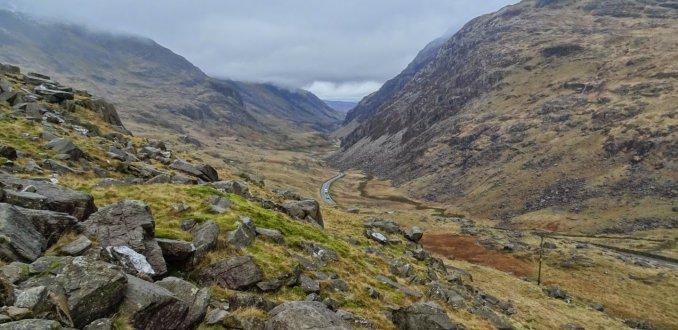 Wales - Snowdonia National Park