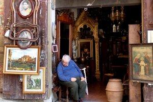 Antiek in Arezzo