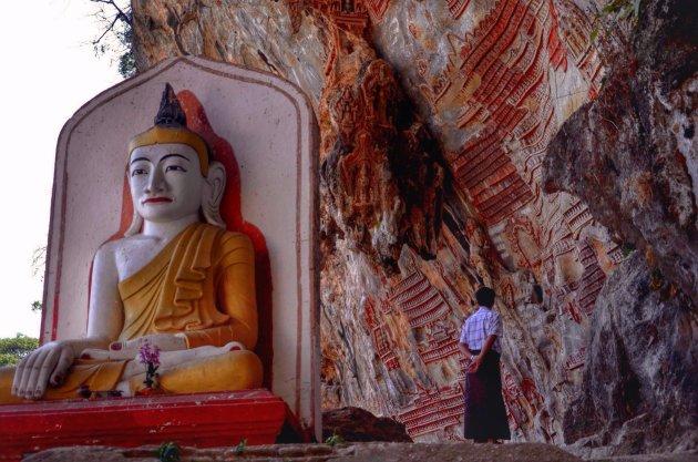 Grot van de duizenden Boeddhas