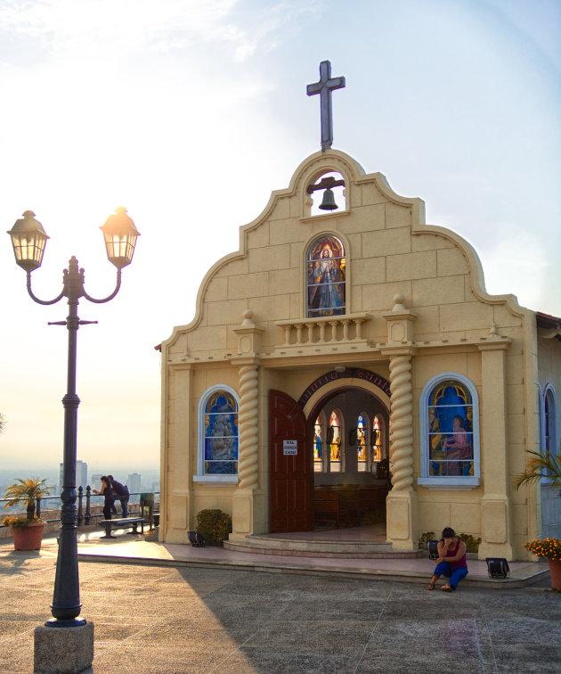 Capilla del Cerro Santa Ana