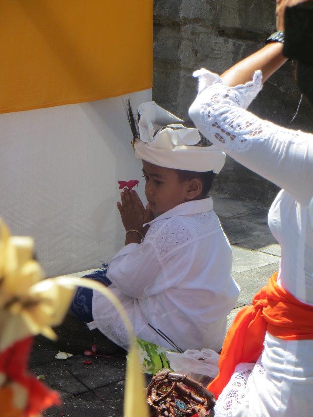 Ceremonie Bali
