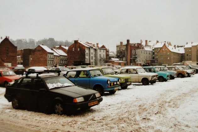 Eisenach voormalig DDR