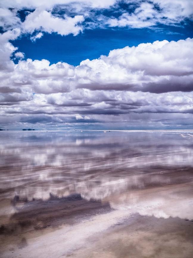 Een zoute spiegeling