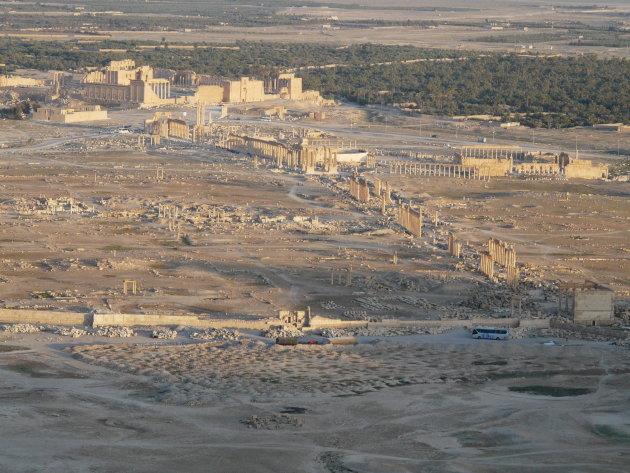 In rouw om Palmyra