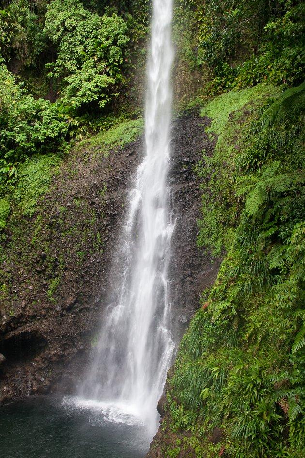 Trekking naar Middleham Falls