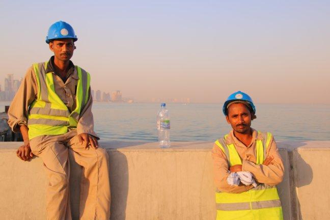 pauze in Doha