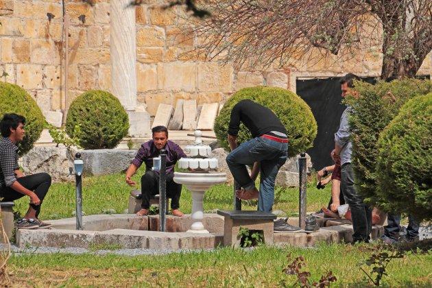 wasplaats moskee