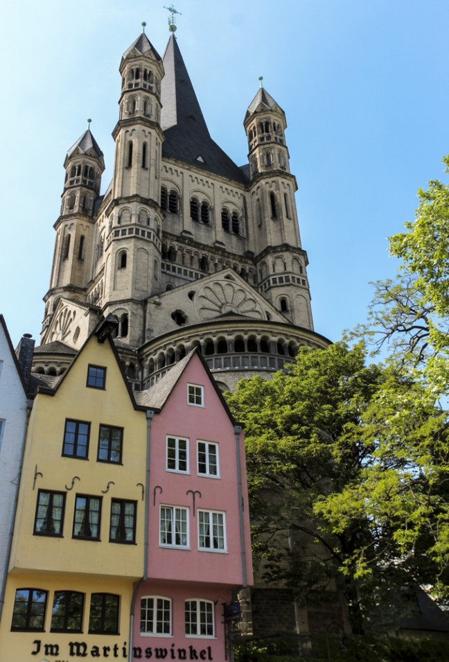 Grote Sint-Martinuskerk.