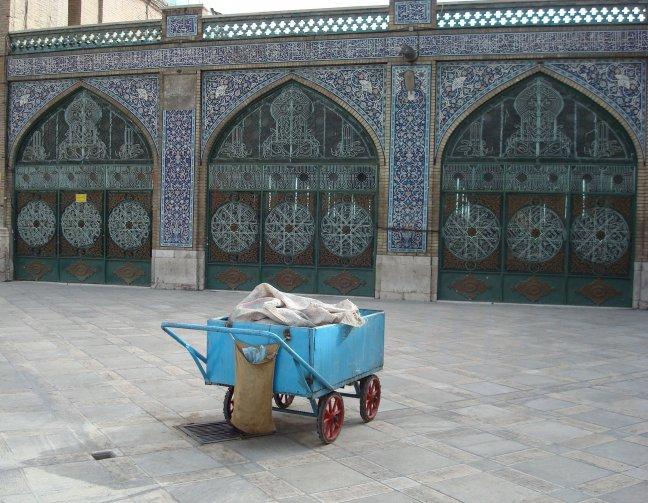 moskee Grand bazaar