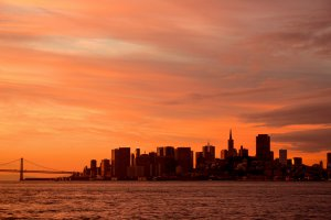 Sky Line San Francisco