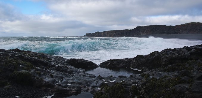 Snæfellsnes-Djúpalónssandur