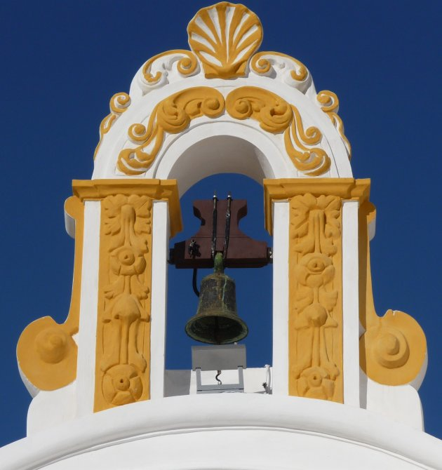 Klokje in het vredige Tavira