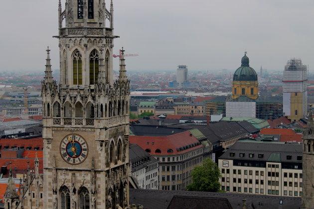 Hoe mooi dichtbij kan zijn. München en haar historie.