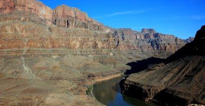 In de Grand Canyon