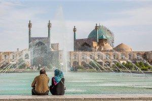 Mooiste plein van Iran