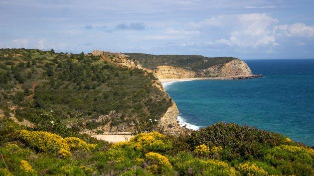 Salema een dorp aan de Algarve