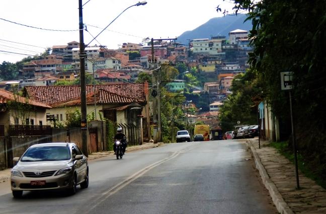 collorful favela