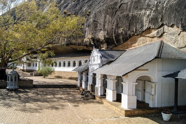 Tempel van Dambulla