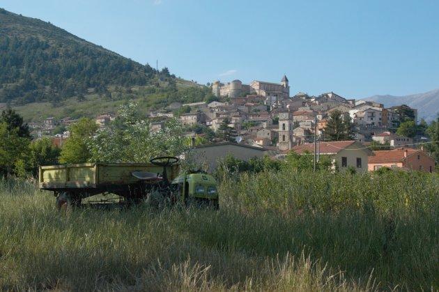 Dorpjes in Abruzzo