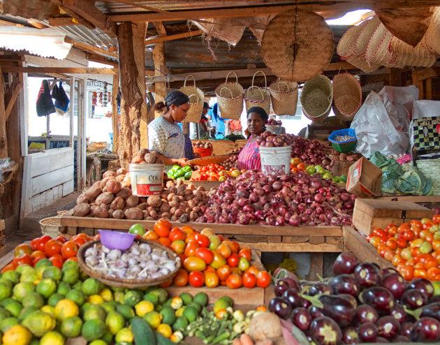 Markt in Mto Wa Mbu