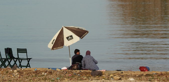 dagje uit in Marokko