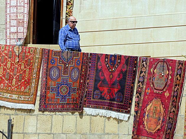Azerbeidzjaans tapijt