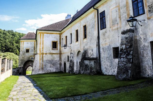 klooster zatla koruna