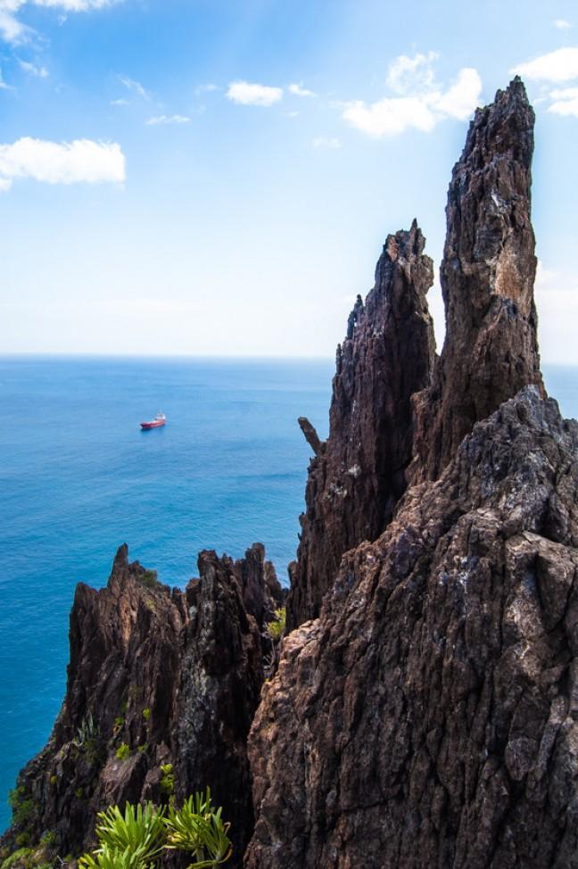 Noordkust van Tenerife