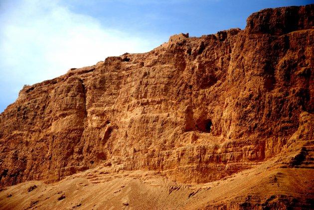 De Masada Rots.