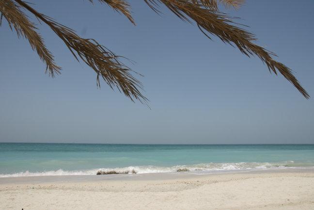 Beach Sharja