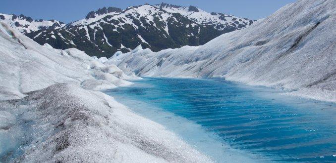 Gletsjer water