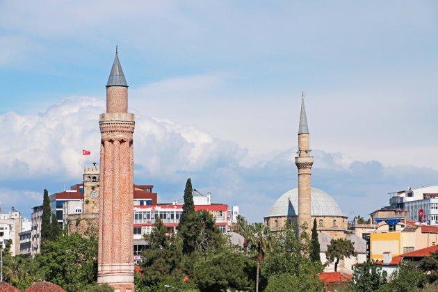 overzicht oud Antalya