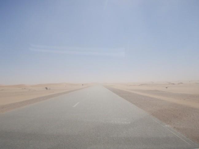 De immense Sahara