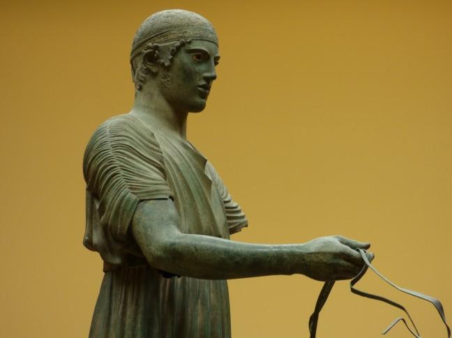 De Wagenmenner van Delphi