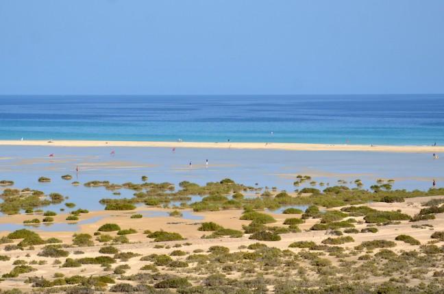 Fuerteventura, eiland van de wind