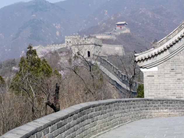 De grote muur