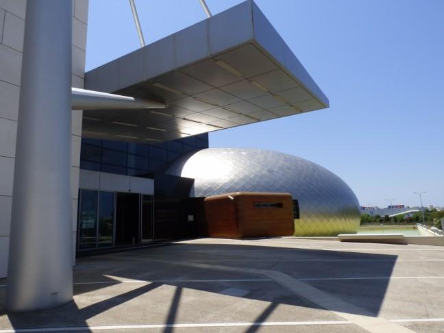Het nieuwe Archeologisch Museum van Patras