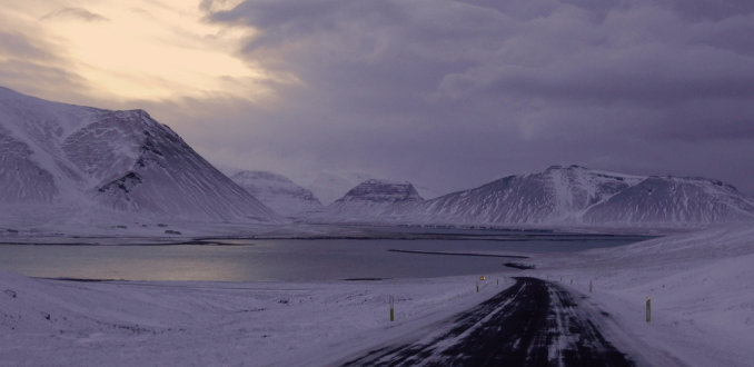 Route 54 Snaefellsnesvegur