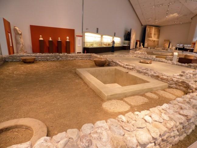 Het nieuwe Archeologisch Museum van Patras (2)