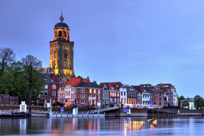 Blauw Deventer