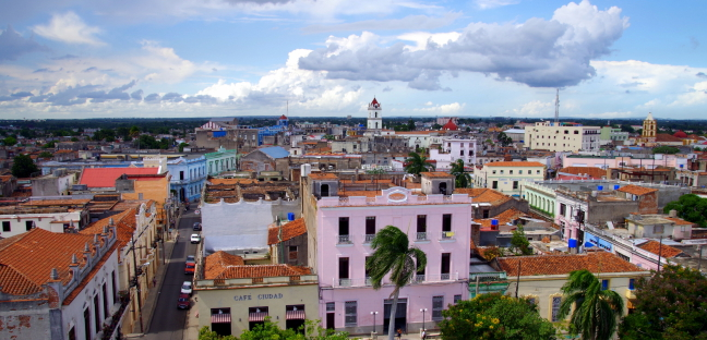 View over Camagüey