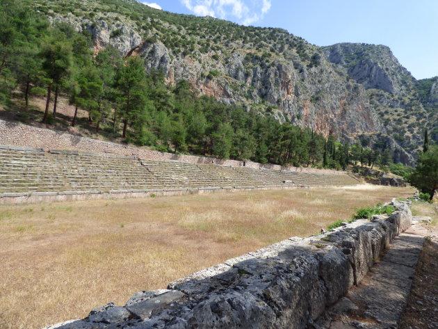 Stadion van de Pythische Spelen