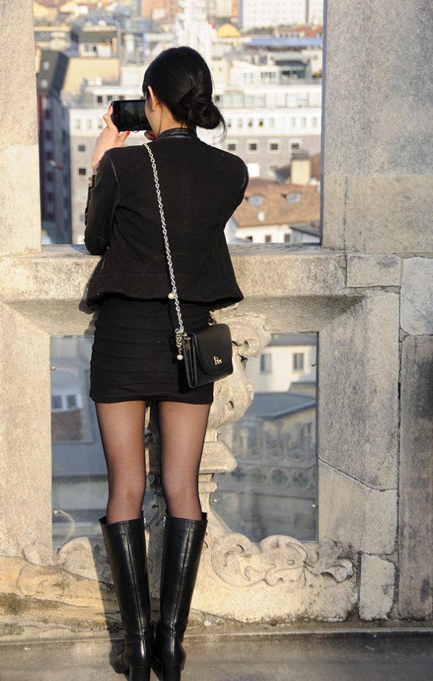 Vanaf het dak van de Duomo