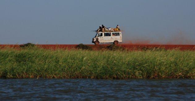 Vervoer langs de Niger
