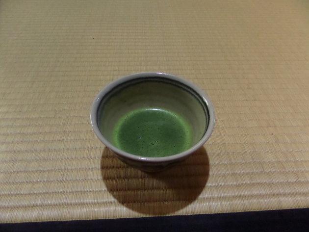 Mooi groen is niet lelijk....of vies...