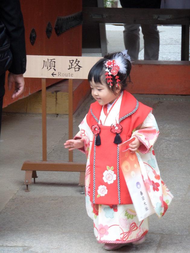 Japans poppetje